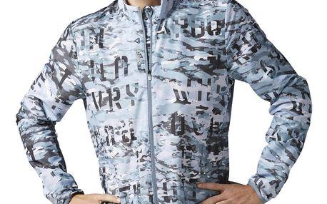 Pánská běžecká bunda Reebok Running Essentials Woven Jacket XXL