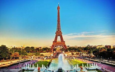 4-denní zájezd do DISNEYLANDU v Paříži za 2190 Kč za osobu v termínu 3 - 6.7.2017