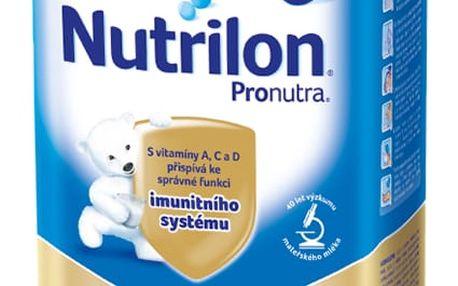 NUTRILON 5 ProNutra vanilka (800g) - kojenecké mléko