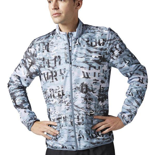 Pánská běžecká bunda Reebok Running Essentials Woven Jacket M