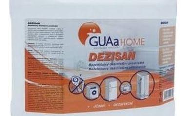 Dezinfekce Guapex DEZISAN 3 litry + Doprava zdarma