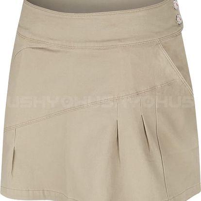 Dámská sukně Fesy XL, béžová S