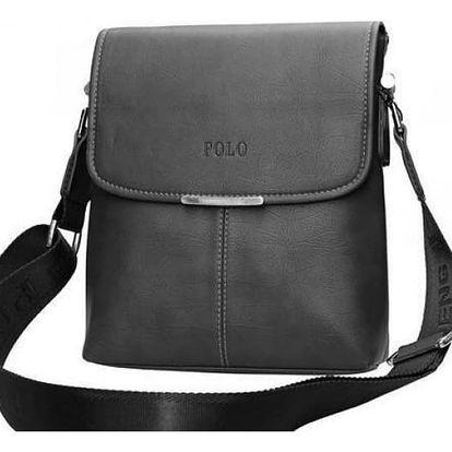 Pánská elegantní taška z PU kůže - 3 barvy