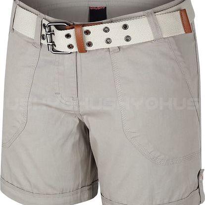 Dámské šortky Ronel sv šedá, M XS
