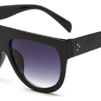 Dámské brýle s plochým vrškem