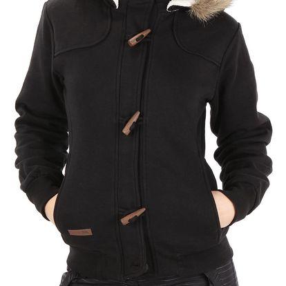 Dámská podzimní lehká bunda s kapucí Trespass vel. XXL