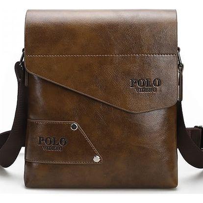 Pánská business taška v elegantním provedení - 3 barvy