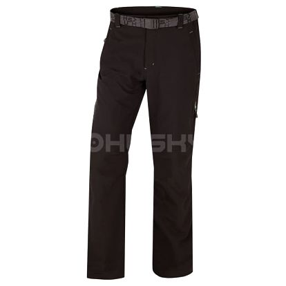 Pánské outdoor kalhoty Keavy černá, XL XL