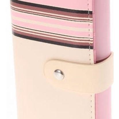 Dámská pestrobarevná peněženka s kočkami - 4 varianty