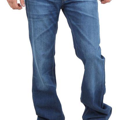 Pánské stylové kalhoty Jack & Jones vel. W 34, L 36