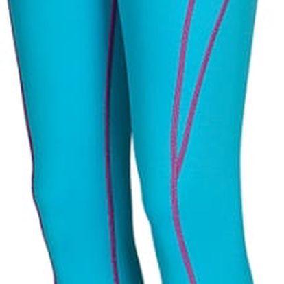 Dámské termo spodky - podzim, zima T-EB pants L modrá, L XL