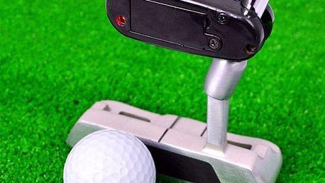 Golfový laserový zaměřovač