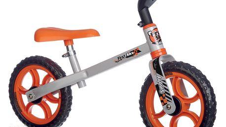 SMOBY Cykloodrážedlo – oranžové