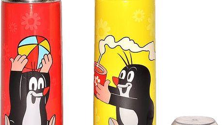 WIKY Termoska 300 ml Krtek – 2 barvy