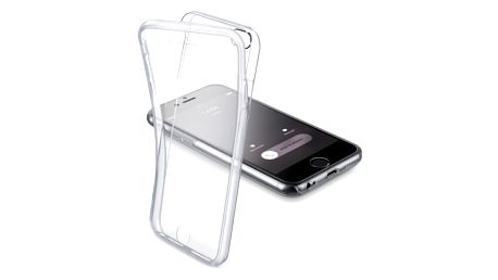 Kryt na mobil CellularLine Clear Touch pro Apple iPhone 6/6s (CLEARTOUCHIPH647T) průhledné