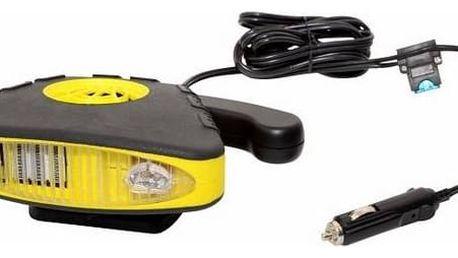 Ventilátor Compass s ohřevem FROST 3 v 1 12 V
