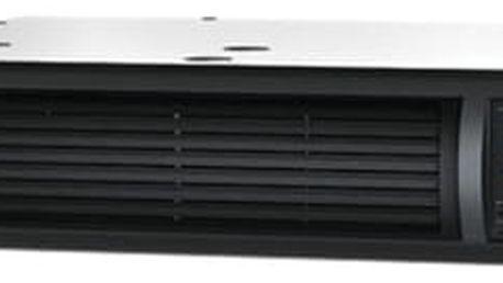 APC Smart-UPS 750VA LCD RM + (AP9631) síťová karta - SMT750RMI2UNC