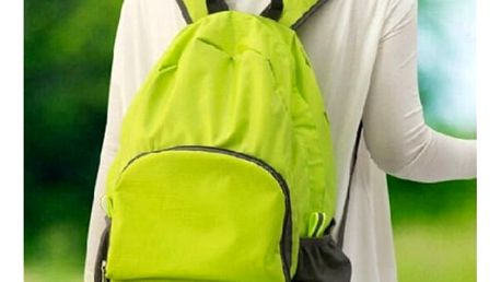 Nepromokavý skládací batoh na cesty - 4 barvy