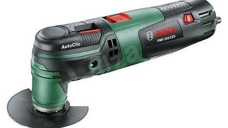 Multibruska Bosch PMF 250 CES + Doprava zdarma