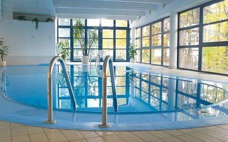 Písek: wellness pobyt pro dva s bazénem