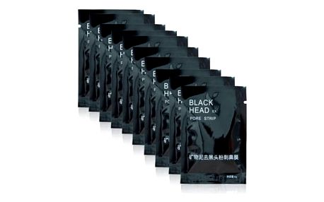 Maska proti černým tečkám - 10 kusů - dodání do 2 dnů