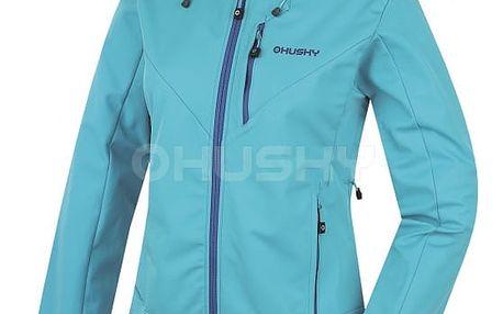 Dámská outdoor bunda Spoly L modrá, S L