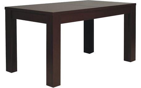 Jídelní stůl, 140/180x85 cm, rozkládací, sosna lareto, PELLO TYP 75