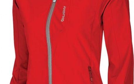 Dámská outdoor bunda Beky červená, L S