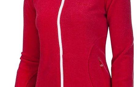 Dámská fleecová bunda Alen L červená, M M