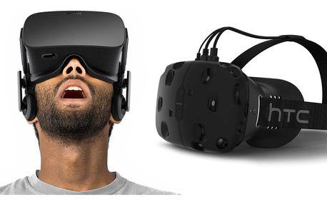 60min. virtuální realita pro 1 osobu na Praze 3, až 25 her