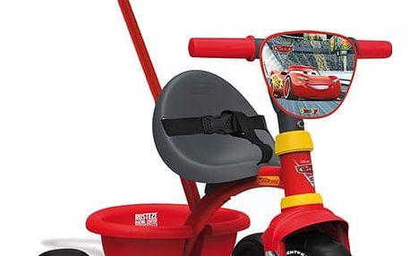 SMOBY Tříkolka Be Move Cars 3