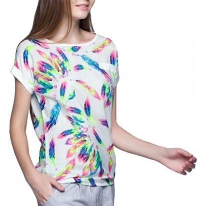 Hravé tričko do nepohody - různé motivy