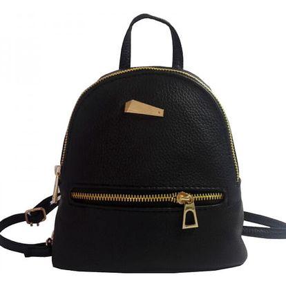 Dámský mini batůžek ve třech barvách
