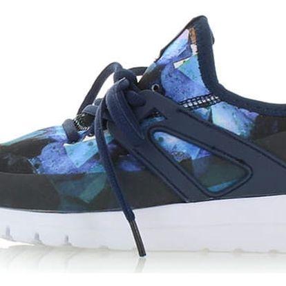 Dámské tmavě modré tenisky Bassed 41257