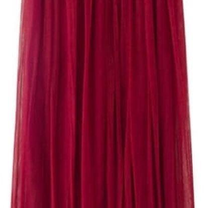 Lehká sukně na léto - 11 barevných variant