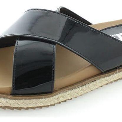Dámské černé pantofle XTI 46598