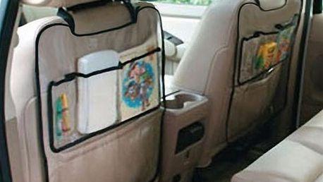 Ochranný potah na sedačku se třemi kapsami - dodání do 2 dnů