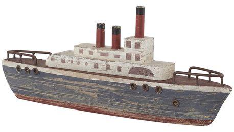Model parníku Athezza Ship