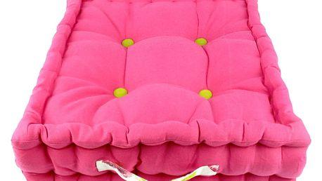 Růžový zahradní polštář Ragged Rose Jacky