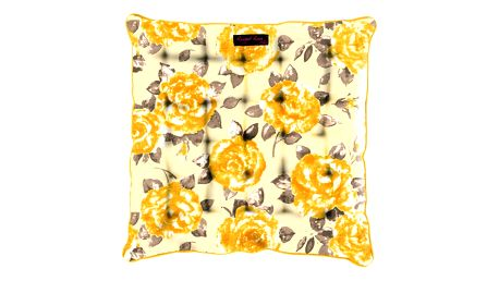 Žlutý podsedák Ragged Rose Paddy Rose