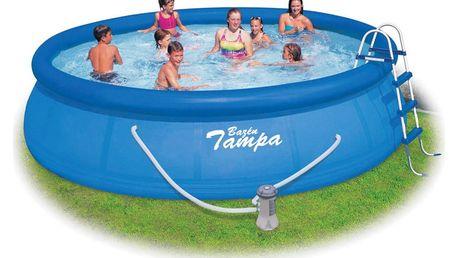 Bazén Tampa 4,57x1,22 m komplet + Kartušová Filtrace