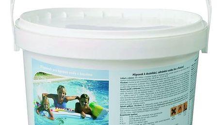Bazénový chlor AQuaMar Triplex 4,6 kg