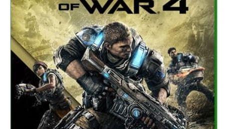 Hra Microsoft Gears of War 4 Ultimate Edition (26F-00018)