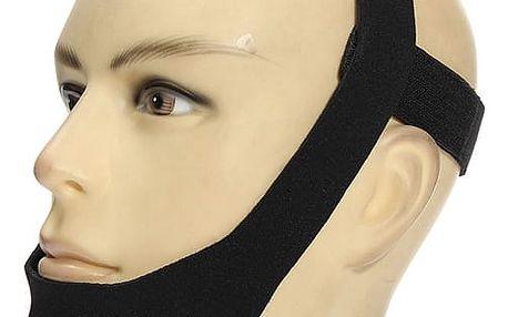 Popruh na bradu proti chrápání