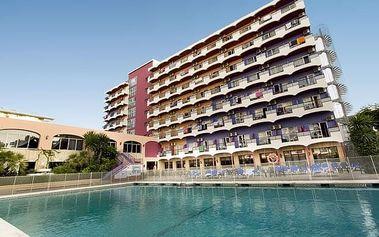 Španělsko - Costa Del Sol na 8 dní, plná penze, polopenze nebo snídaně s dopravou letecky z Prahy