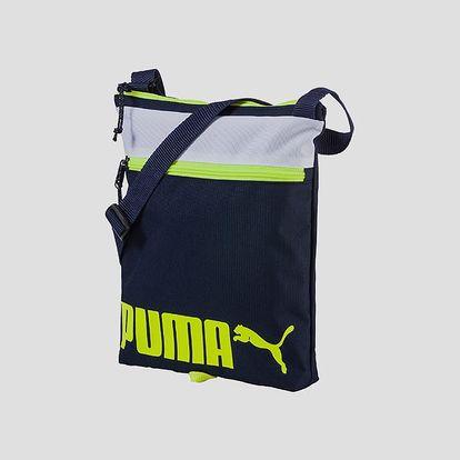 Taška Puma Sole Portable UNI Žlutá + DOPRAVA ZDARMA