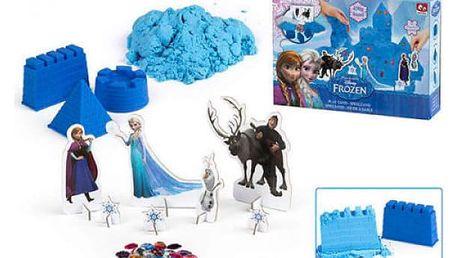 Kinetický písek Ledové království - dodání do 2 dnů