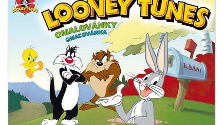 Omalovánky - Looney Tunes - dodání do 2 dnů
