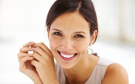 Neperoxidové bělení zubů s možností remineralizace zubní skloviny