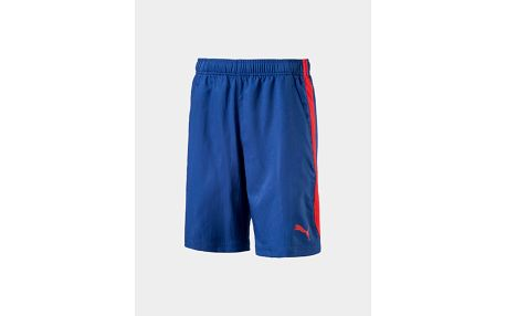 Kraťasy Puma ACTIVE ESS Woven Shorts 152 Modrá + DOPRAVA ZDARMA